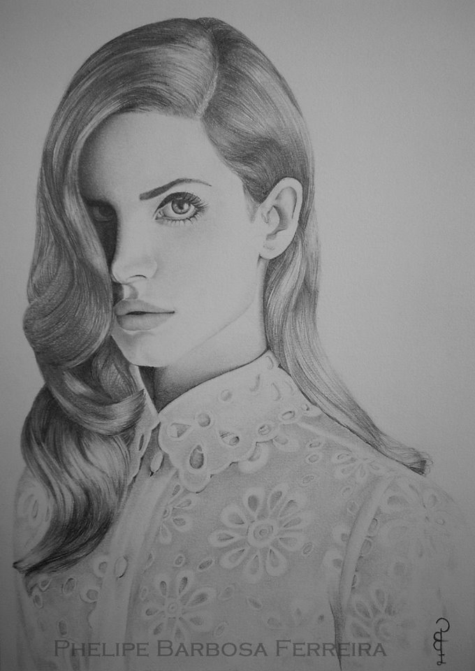 18 pencil drawing by phelipe barbosa