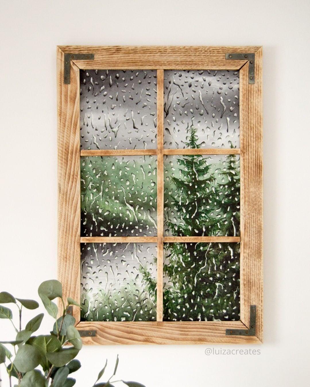 11 painting rain luiza niechoda