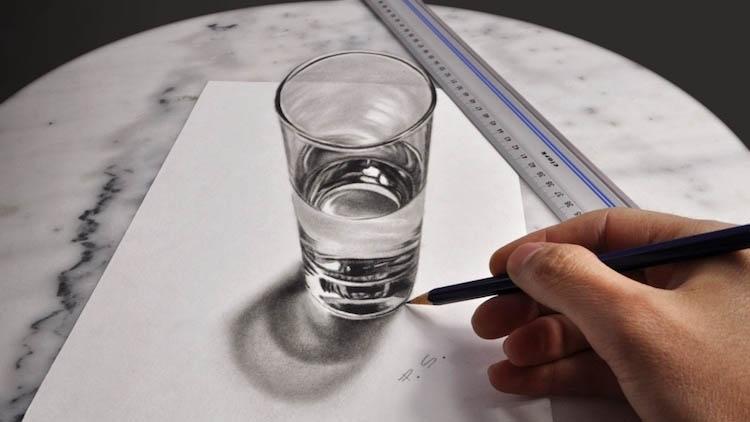 15 3d drawings water stefan pabst