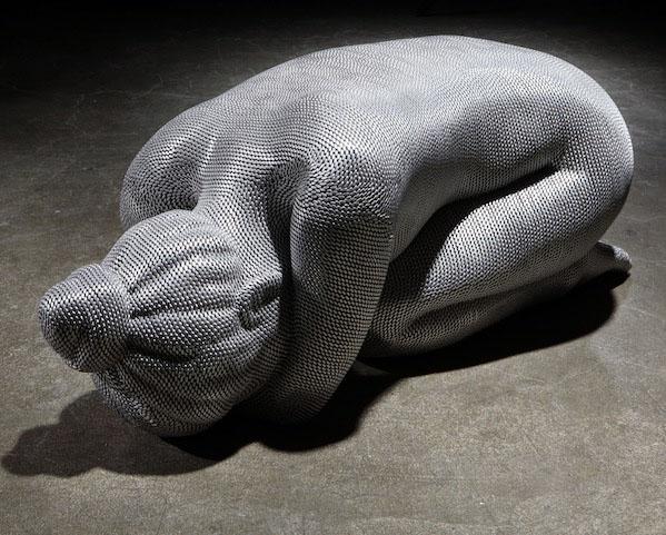 9 creative wire sculpture by derek kinzett