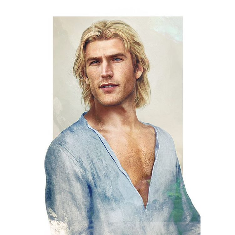 johnsmith disney realistic paintings by jirka vaatainen