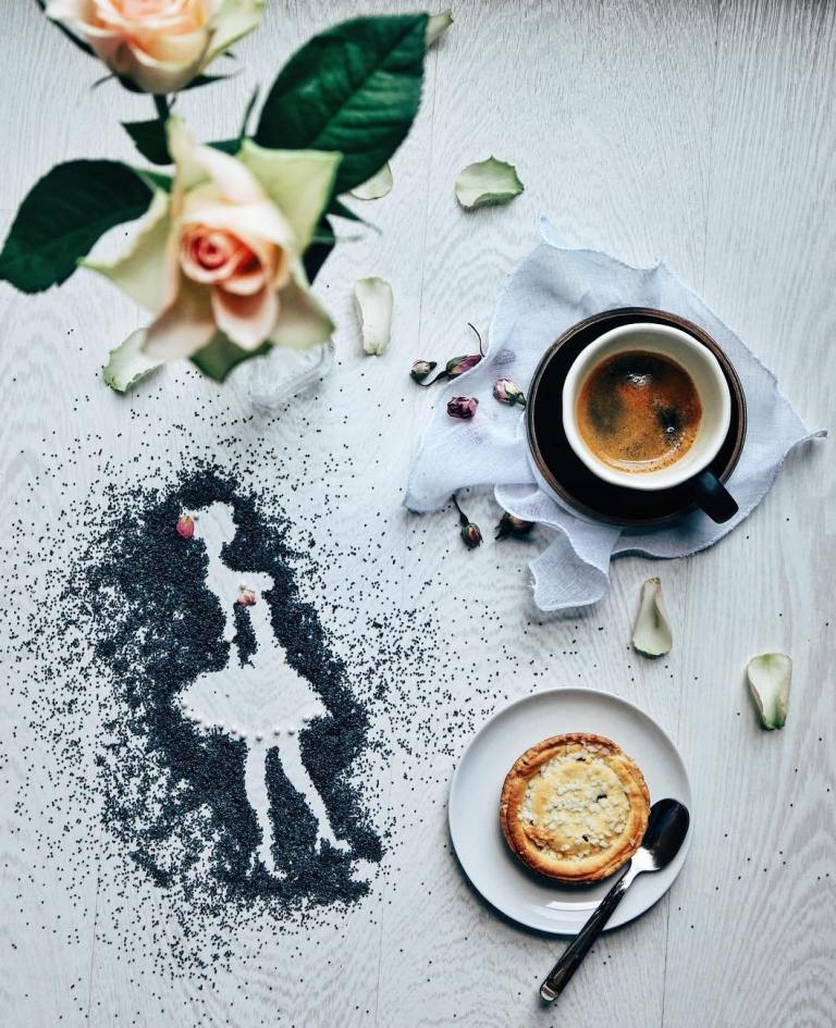 alice wonderland creative drawings by cinzia bolognesi