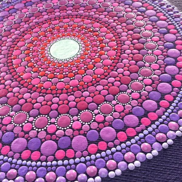 painted stones by elspeth mclean