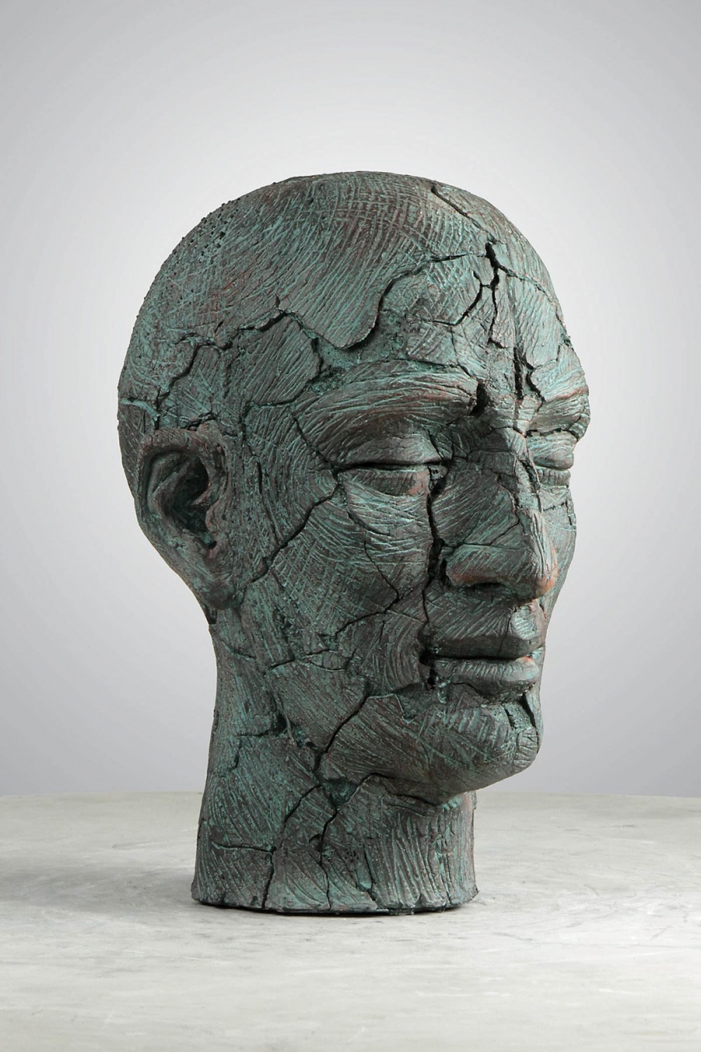 2 sculpture face anton smit