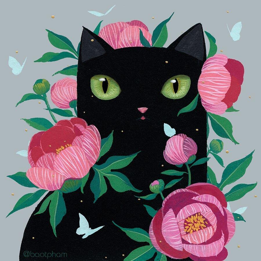 illustration artwork bao pham art