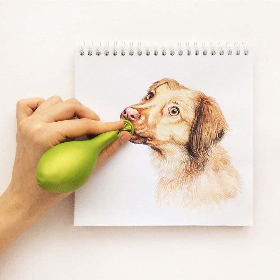 creative interactive drawing idea by valerie susik