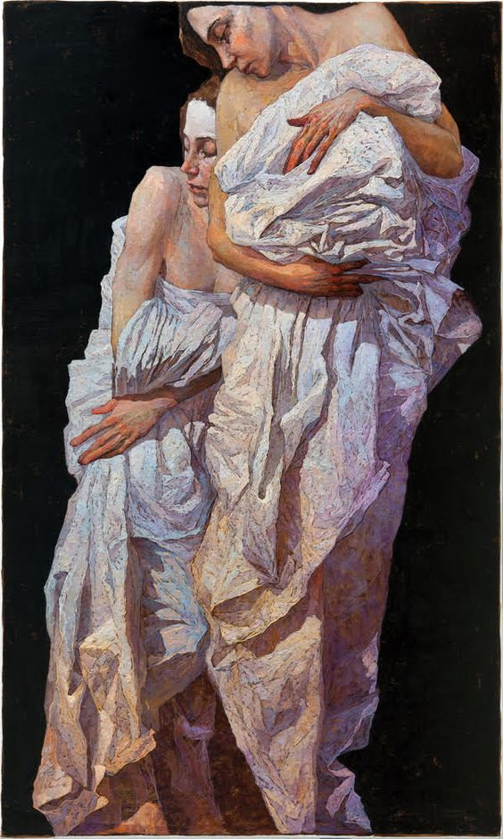 painting near you denis sarazhin