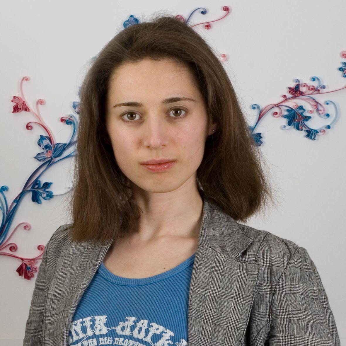 artist yulia brodskaya