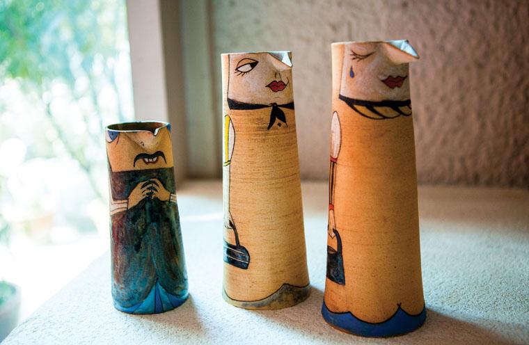 ceramic design by shirley bhatnagar