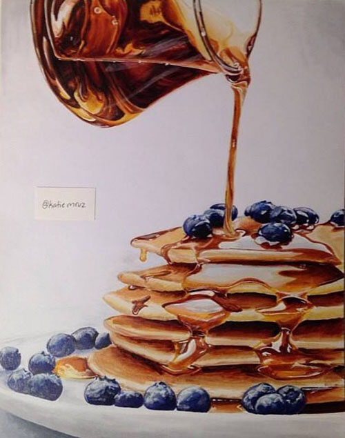 honey drawing by katiemruz