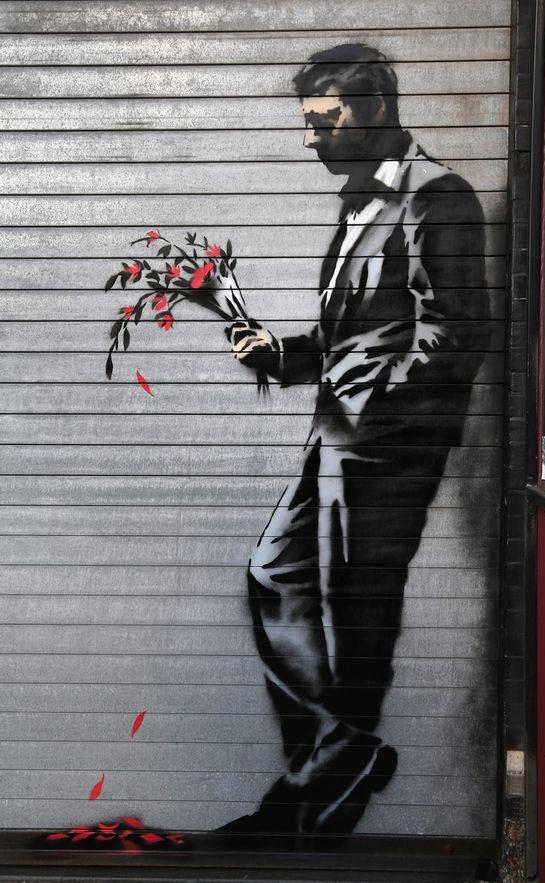 street art man