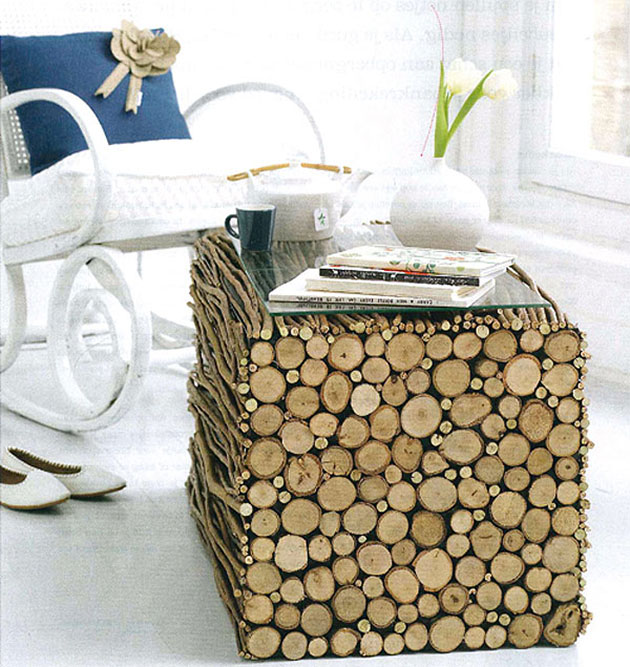 diy inspiration ideas wood table