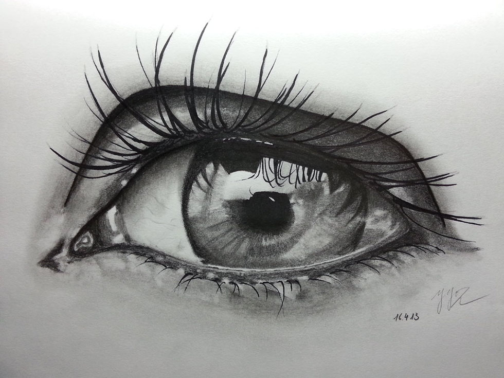 eyes drawings realistic pencil drawings eye