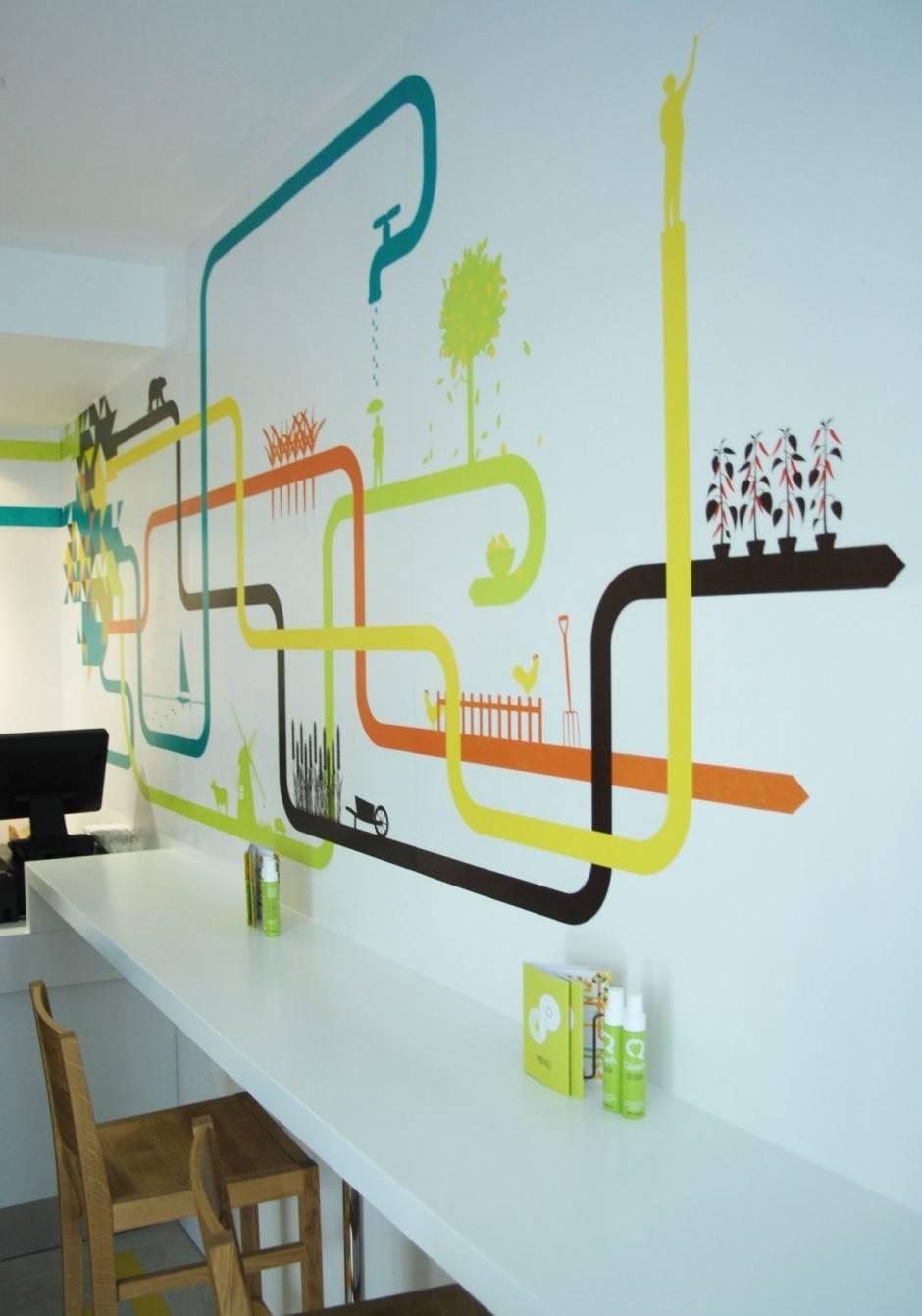 1 modern wall art