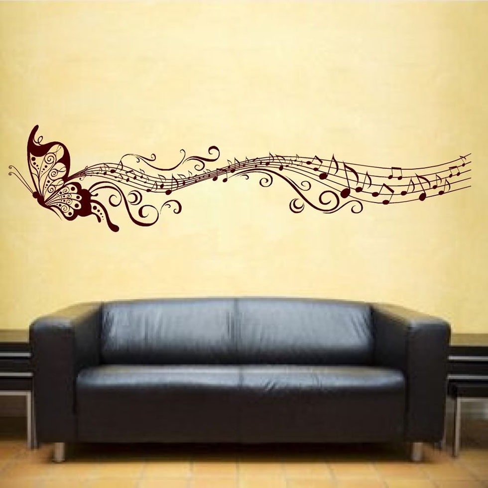 10 butterfly wall art