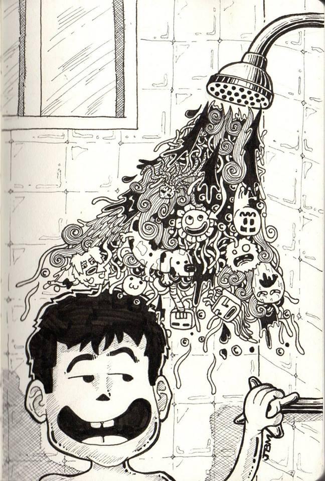 10 doodle art