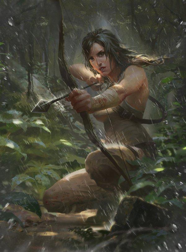 10 fantasy art work