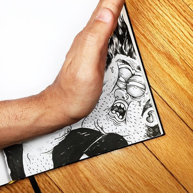 10 funny drawings