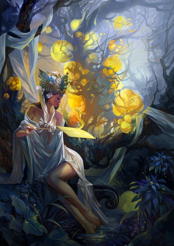 11 firefly art