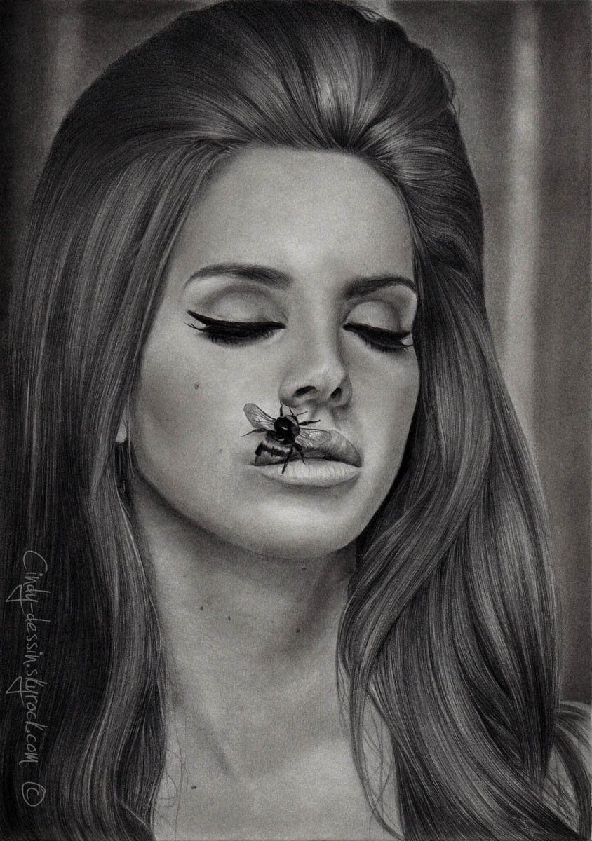 13 amazing drawings by cindy