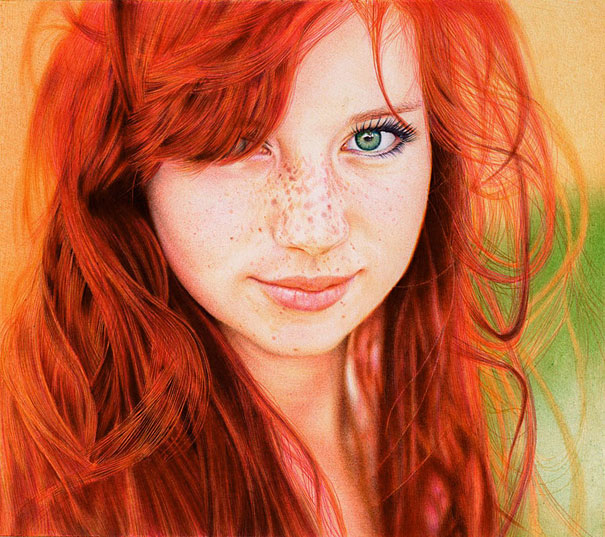 13 realistic paintings