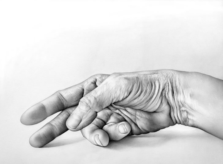 14 hand drawings by cath riley