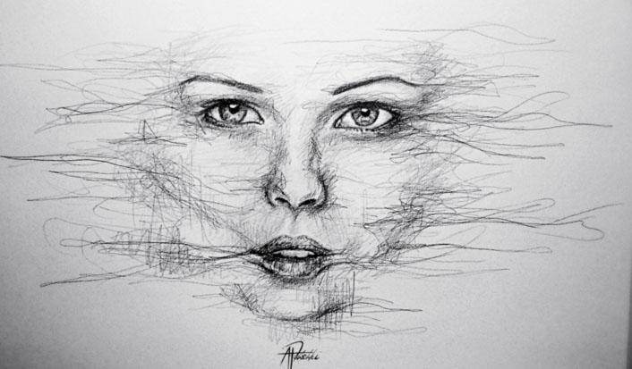 14 scribble