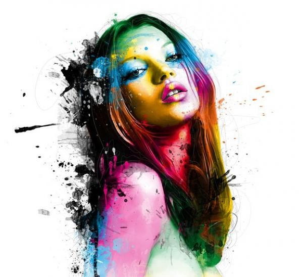 acrylic painting by patrice murciano -  15