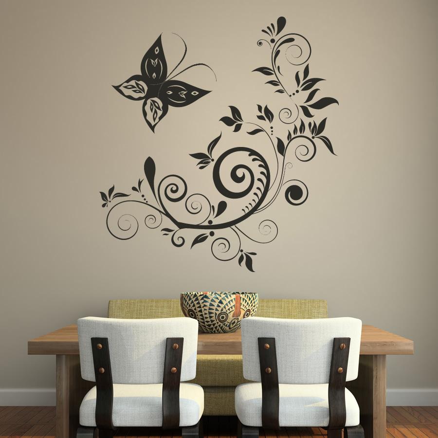 15 butterfly wall art