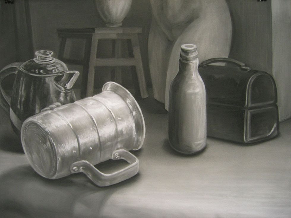 15 still life drawings