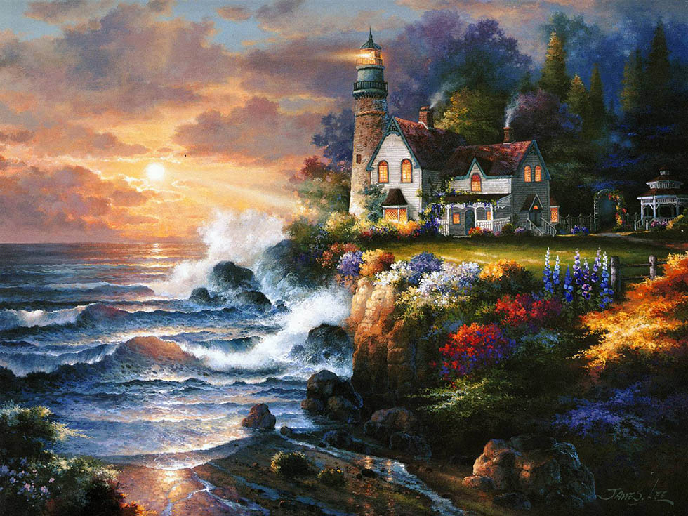 16 amazing paintings