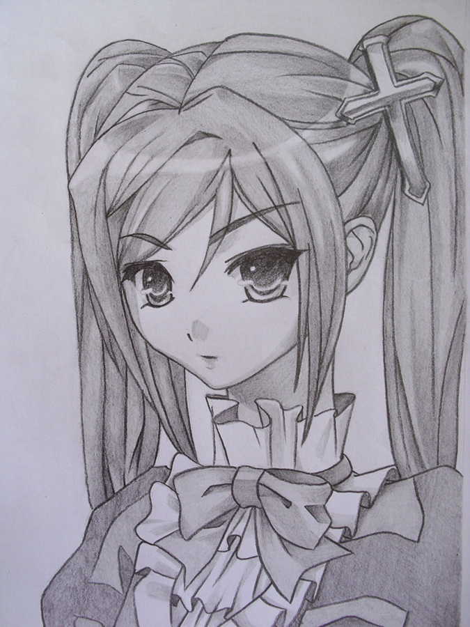 anime drawings -  16
