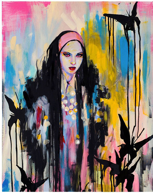 colourful painting by joshua petker -  16