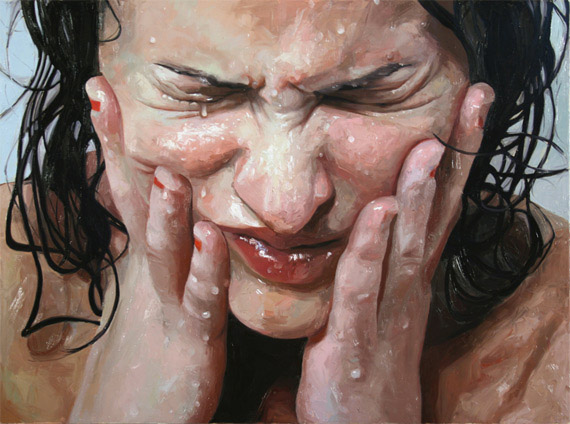 17 realistic painting by alyssa monks