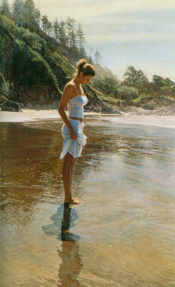 17 water colour paintings