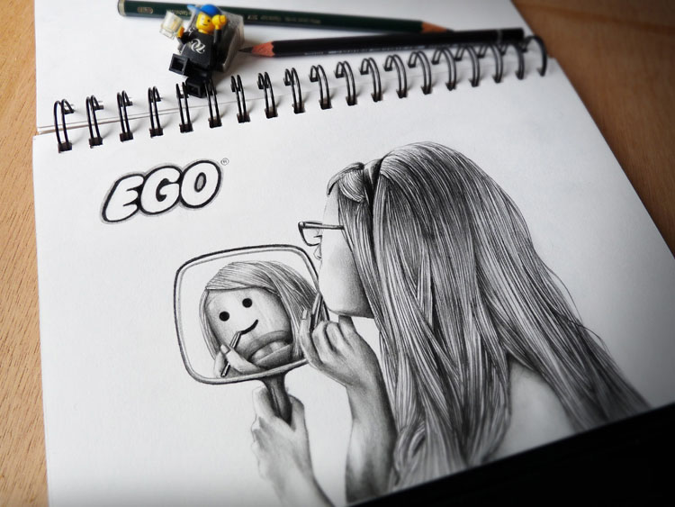 18 amazing drawings