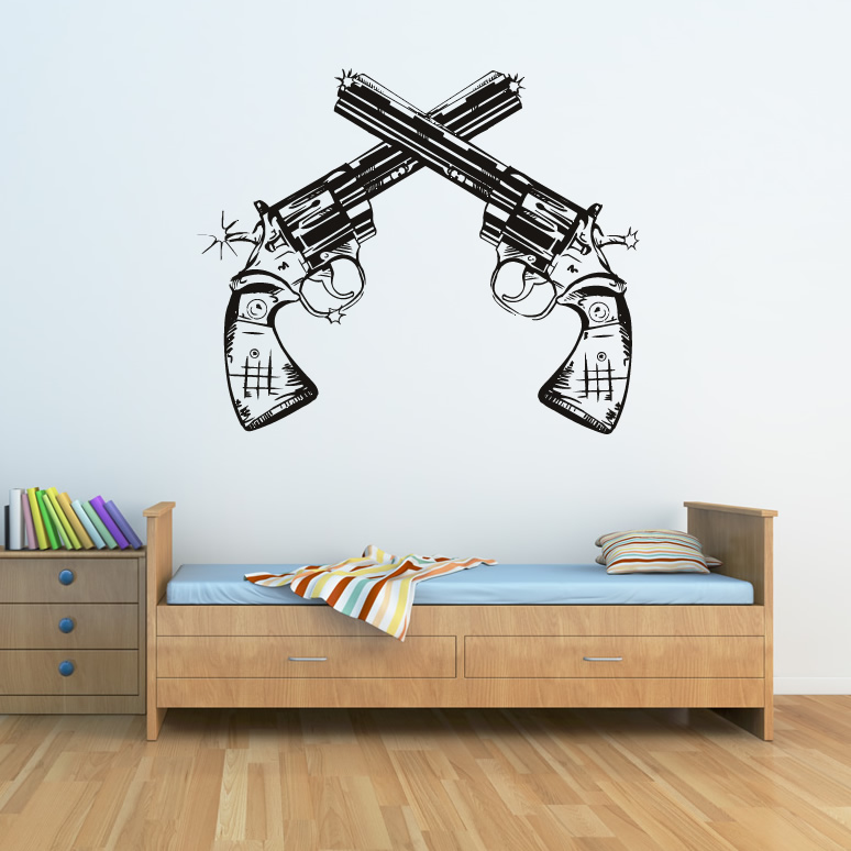 gun wall art -  18