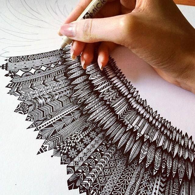 19 doodle artworks
