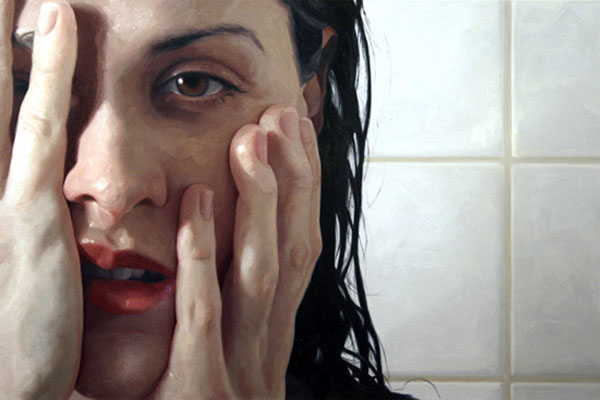 21 realistic painting