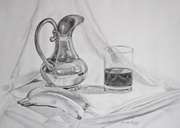 still life drawings -  21