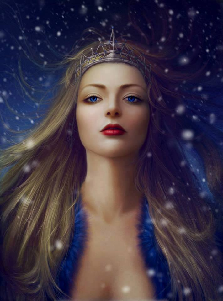 22 princesses fantasy art