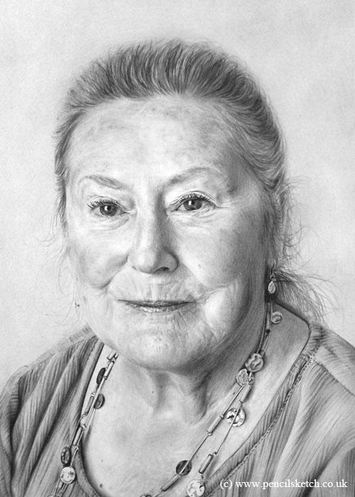 23 portrait drawings