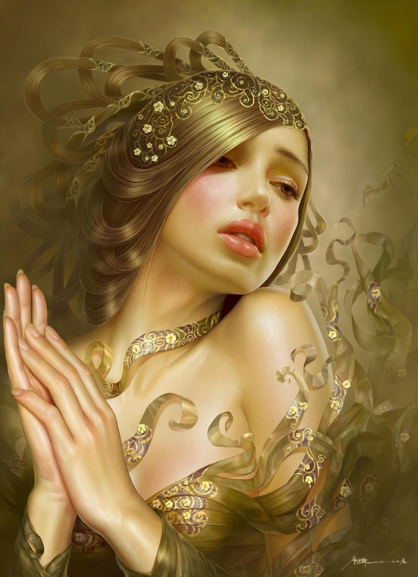 23 princess fantasy art