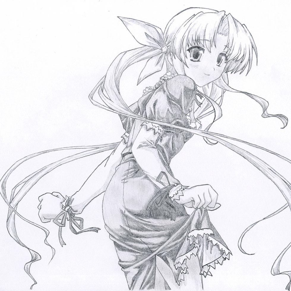 manga drawings -  25