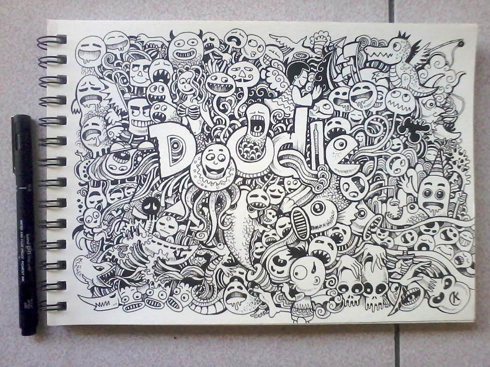 beautiful doodles -  3