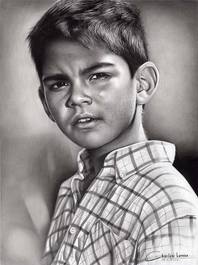 25 Hyper Realistic Drawings from top artists around the world