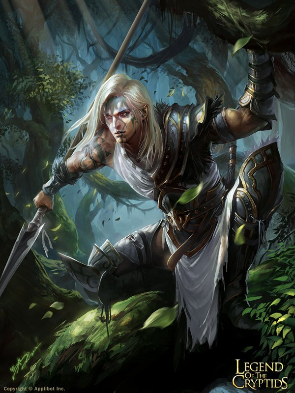 6 demon hunter art by crow god