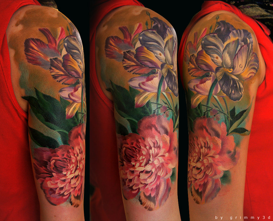 daliya tattoos women grimmy -  7