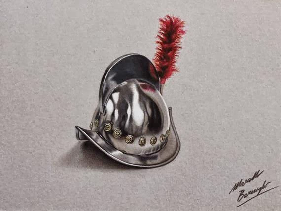 7 helmet 3d drawings