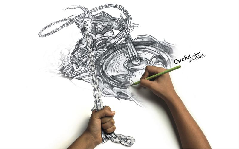 8 incredible amazing drawings